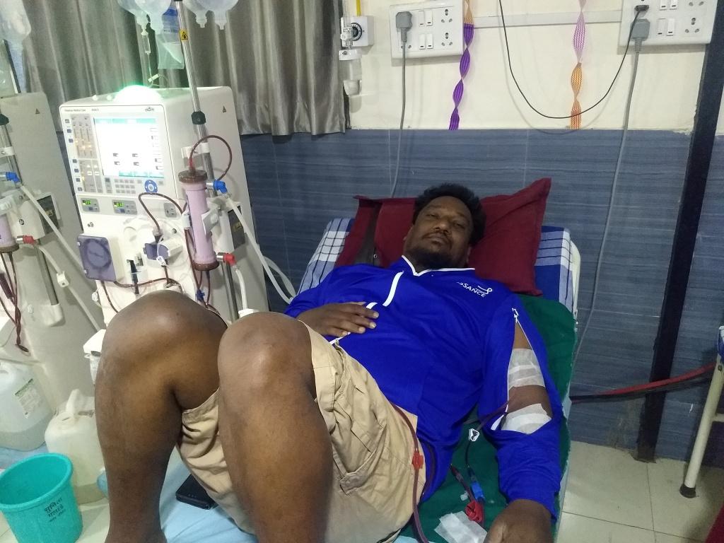 Dialysis Jacket Kidney